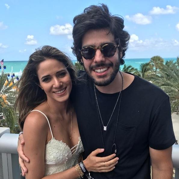 Isabelle Leite e Jose Pinteiro - Crédito: Reprodução/Instagram/blogjoaoalberto