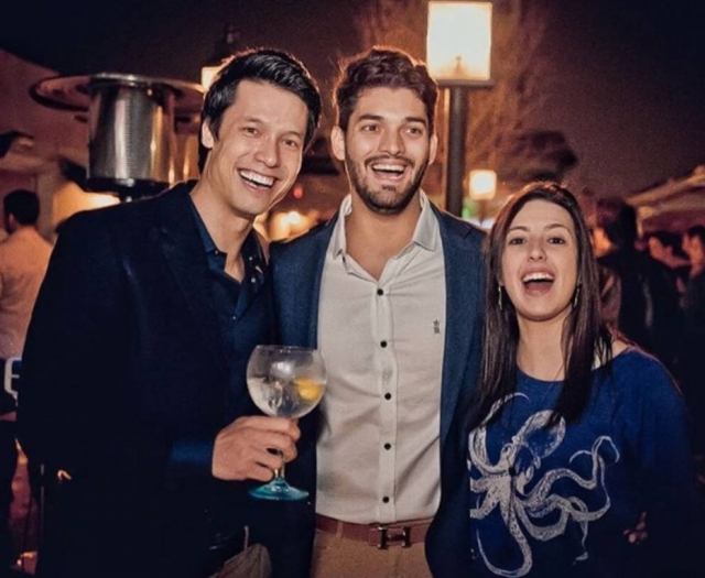 Bel Pesce com Leonardo Young, vencedor do Masterchef lançou campanha para arrecadar R$ 200 mil e ação acabou revoltando brasileiros - Foto: Reprodução/Instagram