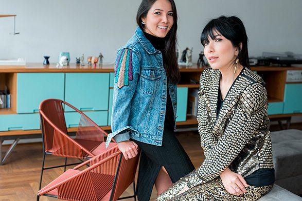 As estilistas à frente da Joulik - Crédito: Joulik/Divulgação