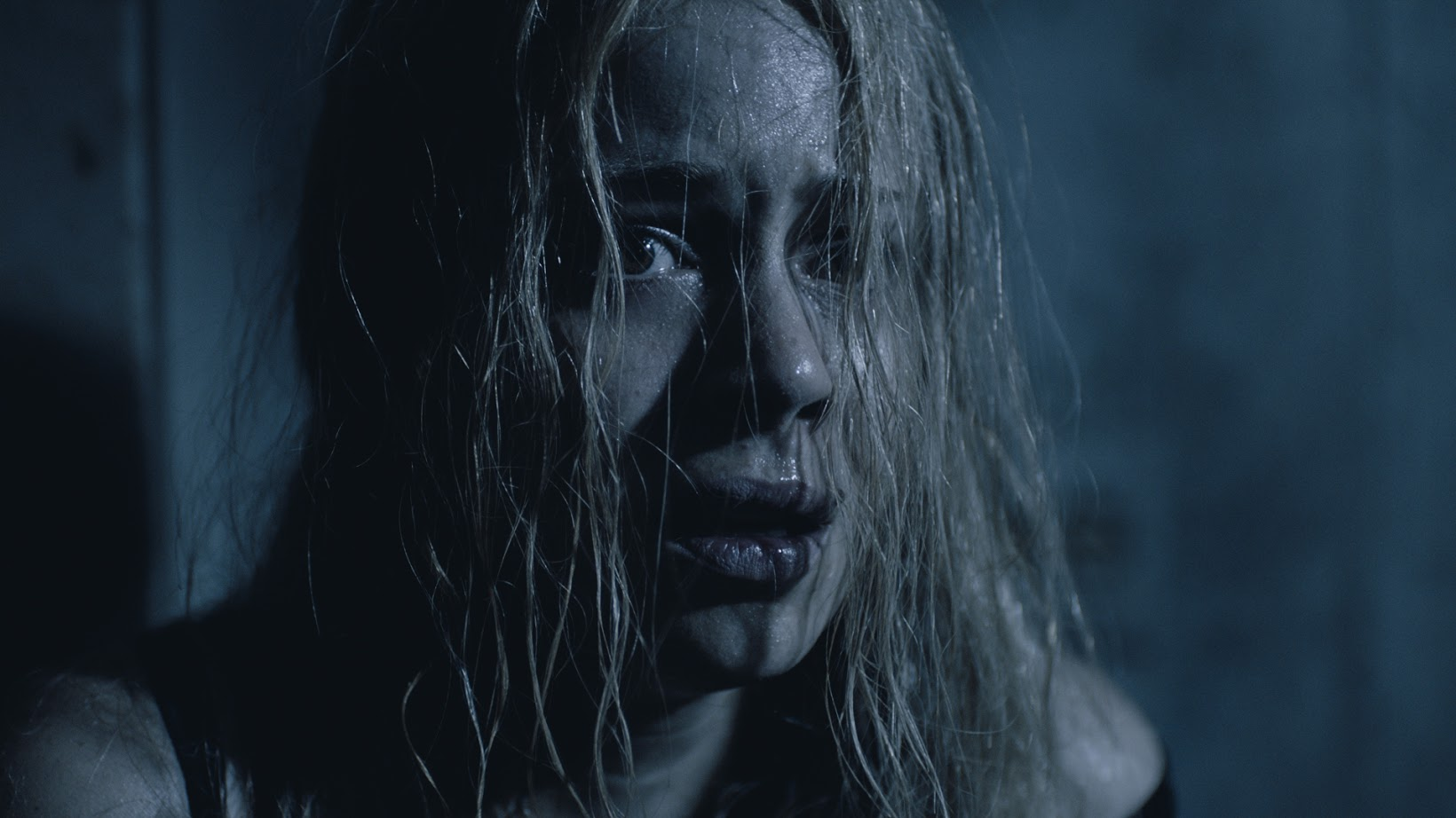 Leila, personagem de Leandra Leal - Crédito: Divulgação do filme