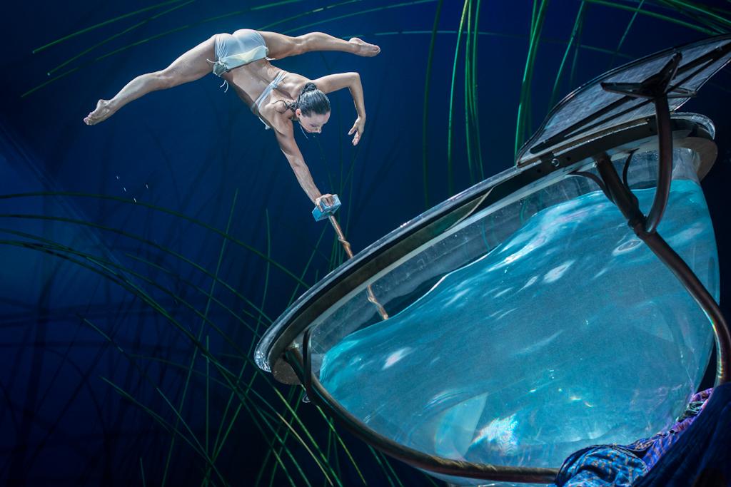 Crédito: Divulgação/Cirque du Soleil