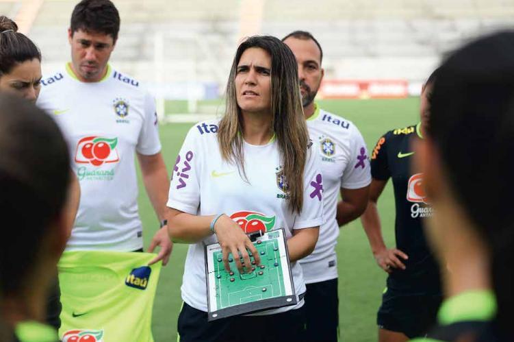 Crédito: Lucas Figueirêdo/CBF/Divulgação