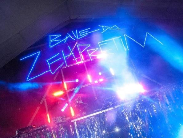Baile do Zeh Pretim - Crédito: Reprodução/Instagram