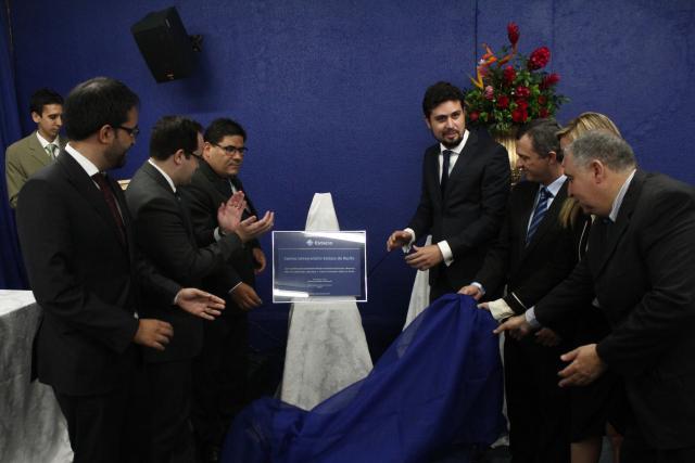 Cerimônia de certificação da instituição - Crédito: Marlon Diego/Esp.DP