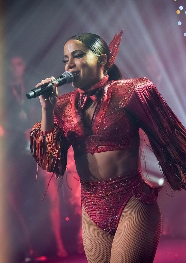 Leilão inclui jantar e encontro com Anitta - Crédito: Lu Prezia/Divulgação