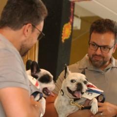 """PET Social: """"Não consigo me ver sem a companhia de um cão"""", diz o chef Kiko Selva"""