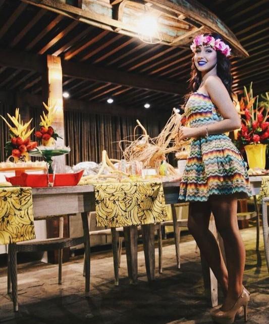 Aniversário de Mharessa Fernanda no Hotel Village, em Porto de Galinhas -  Crédito: Reprodução do Instagram