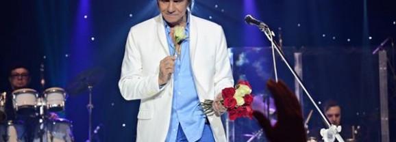 Show de Roberto Carlos no Recife já tem data marcada