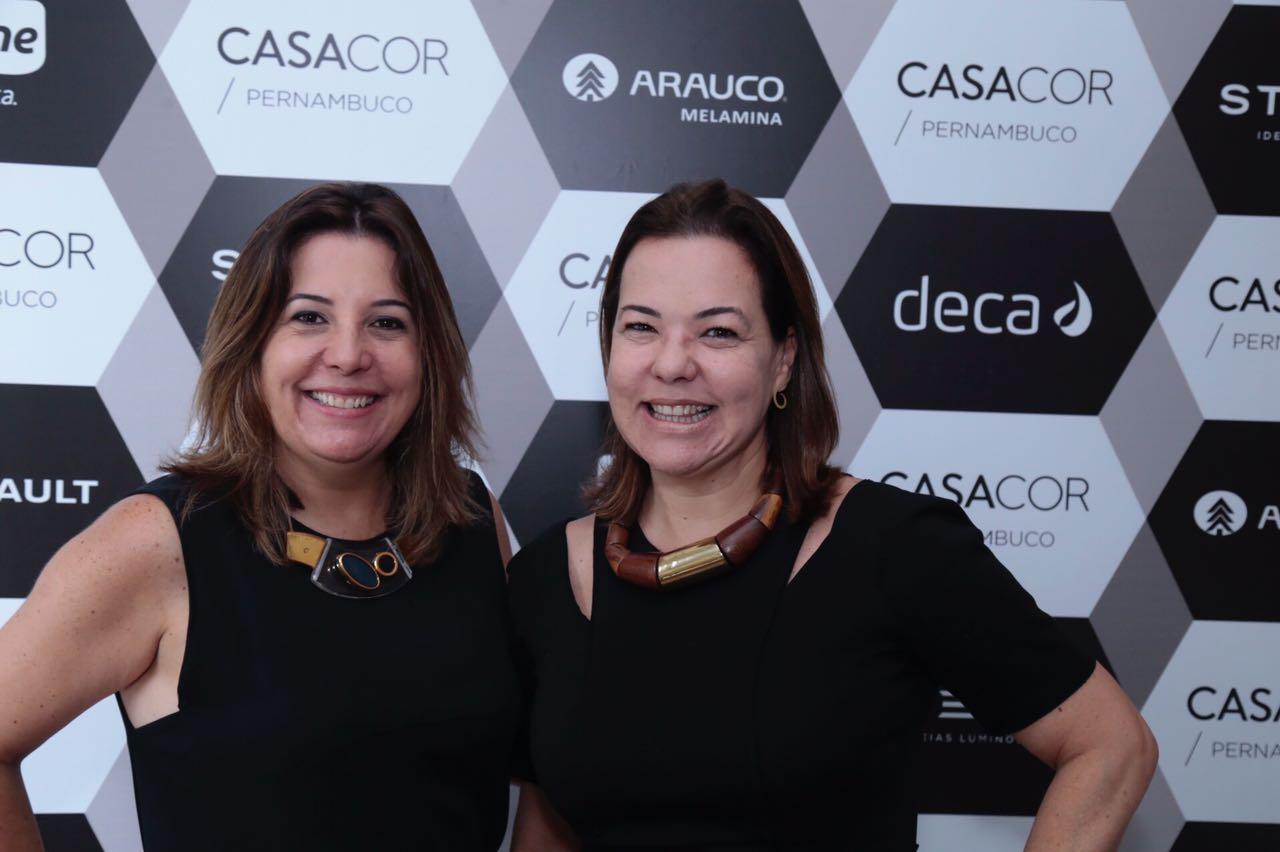 Carla Cavalcanti e Isabela Coutinho - Crédito: Divulgação