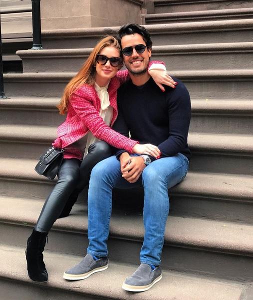 Marina e Xandinho vão se casar em outubro - Crédito: Reprodução/Instagram