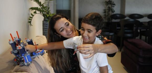 Participativa e autêntica, Verônica Monteiro é mãe para todas as horas