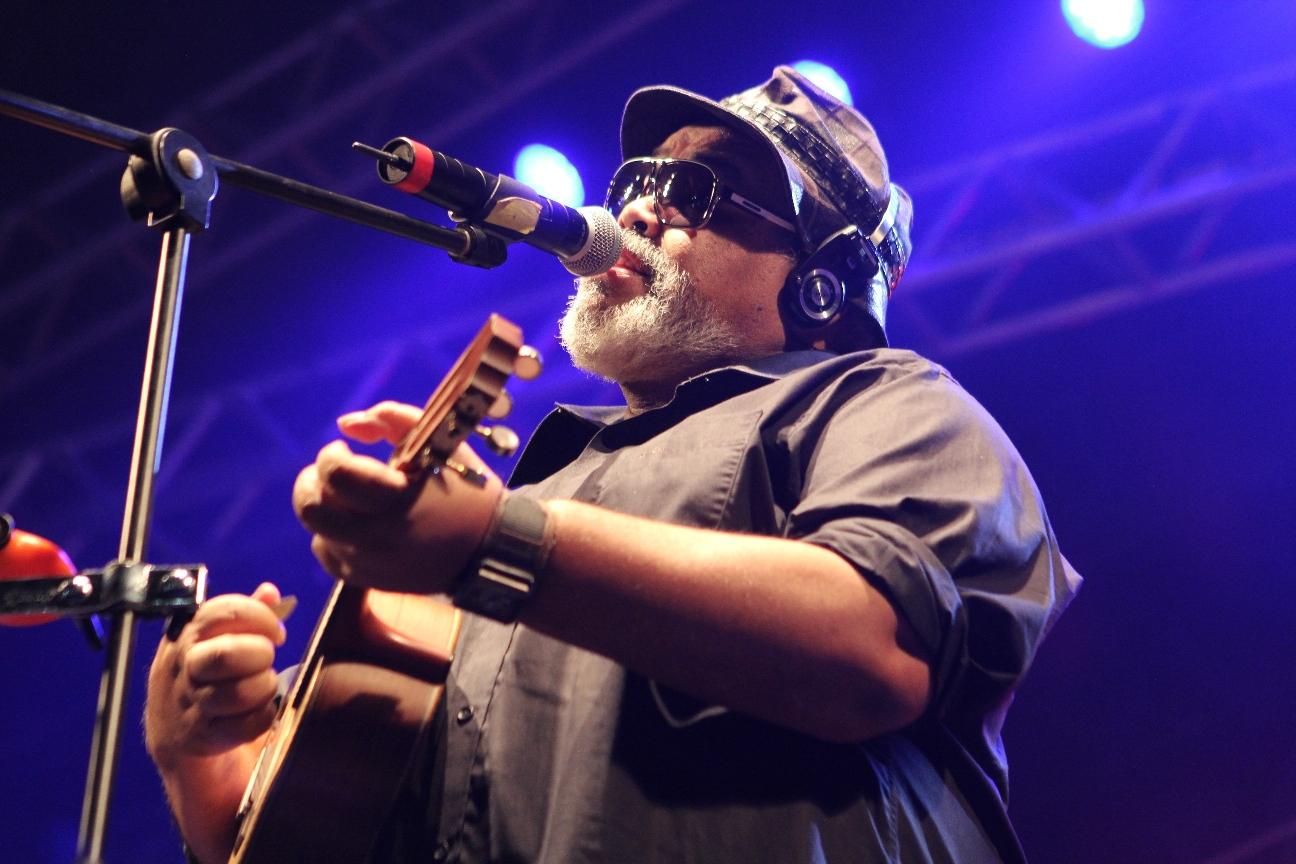 Jorge Aragão - Crédito: Gabriel Silva/Divulgação