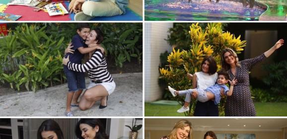Ensaio exclusivo dedicado ao Dia das Mães