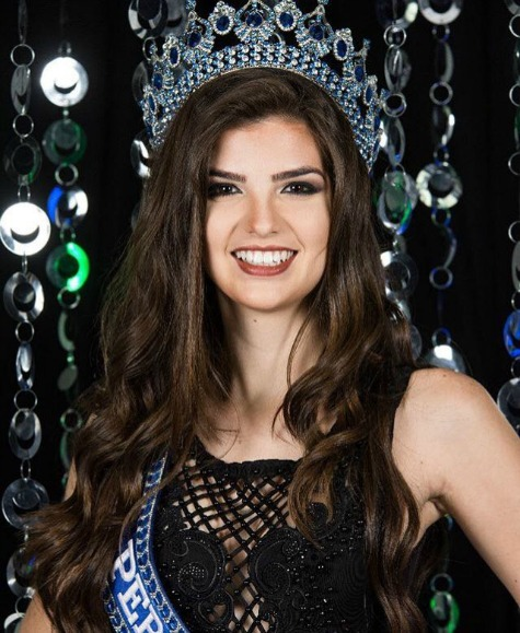 Tallita Martins, Miss Pernambuco Be Emotion 2016 - Crédito: Valmir Lira