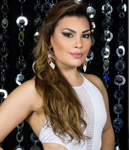 Miss Abreu e Lima: Lorraynni Macedo, 20 anos, 1,72m - Crédito: Valmir Lira