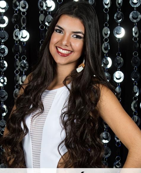 MISS CUSTÓDIA: Laísa Ketlen, 18 anos, 1,74m - Crédito: Valmir Lira