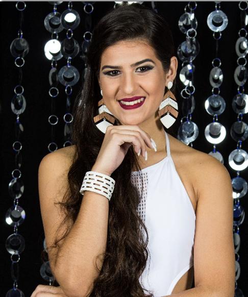 MISS PETROLINA: Eduarda Nery, 18 anos, 1,70m - Crédito: Valmir Lira