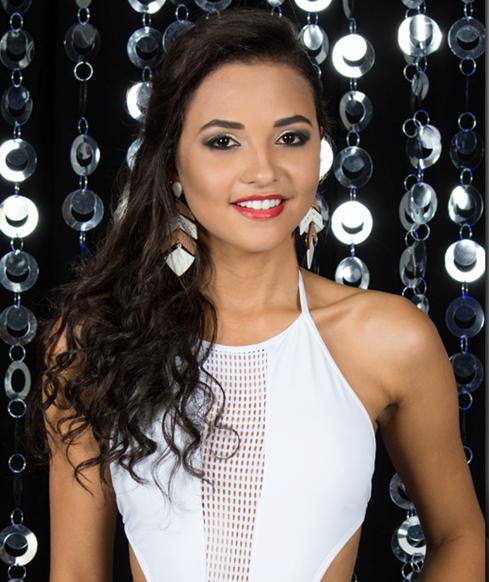 MISS RIBEIRÃO: Emilly Vasconcelos, 18 anos, 1,70m - Crédito: Valmir Lira