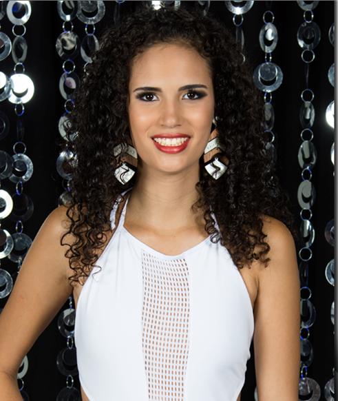 MISS SÃO LOURENÇO: Yale Luz, 21 anos, 1,71m - Crédito: Valmir Lira