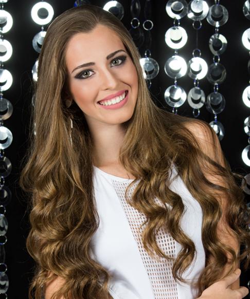 MISS SURUBIM: Bruna Geriz, 18 anos, 1,72m - Crédito: Valmir Lira