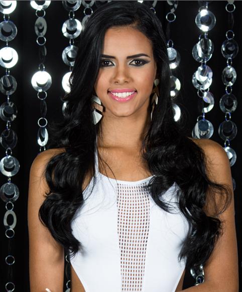 MISS VERTENTES: Evilaine Nunes, 22 anos, 1,78m - Crédito: Valmir Lira