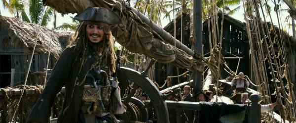 Piratas do Caribe: A vingança de Salazar - Crédito: Disney/Reprodução