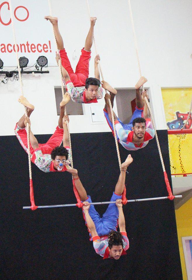 Escola Pernambucana de Circo - Crédito: Divulgação