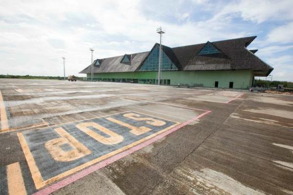Novo aeroporto de Jericoacoara - Crédito: Reprodução / melhoresdestinos.com.br