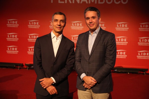 João Paulo Diniz e Felipe Carreras - Crédito: Hesíodo Góes/Seturel