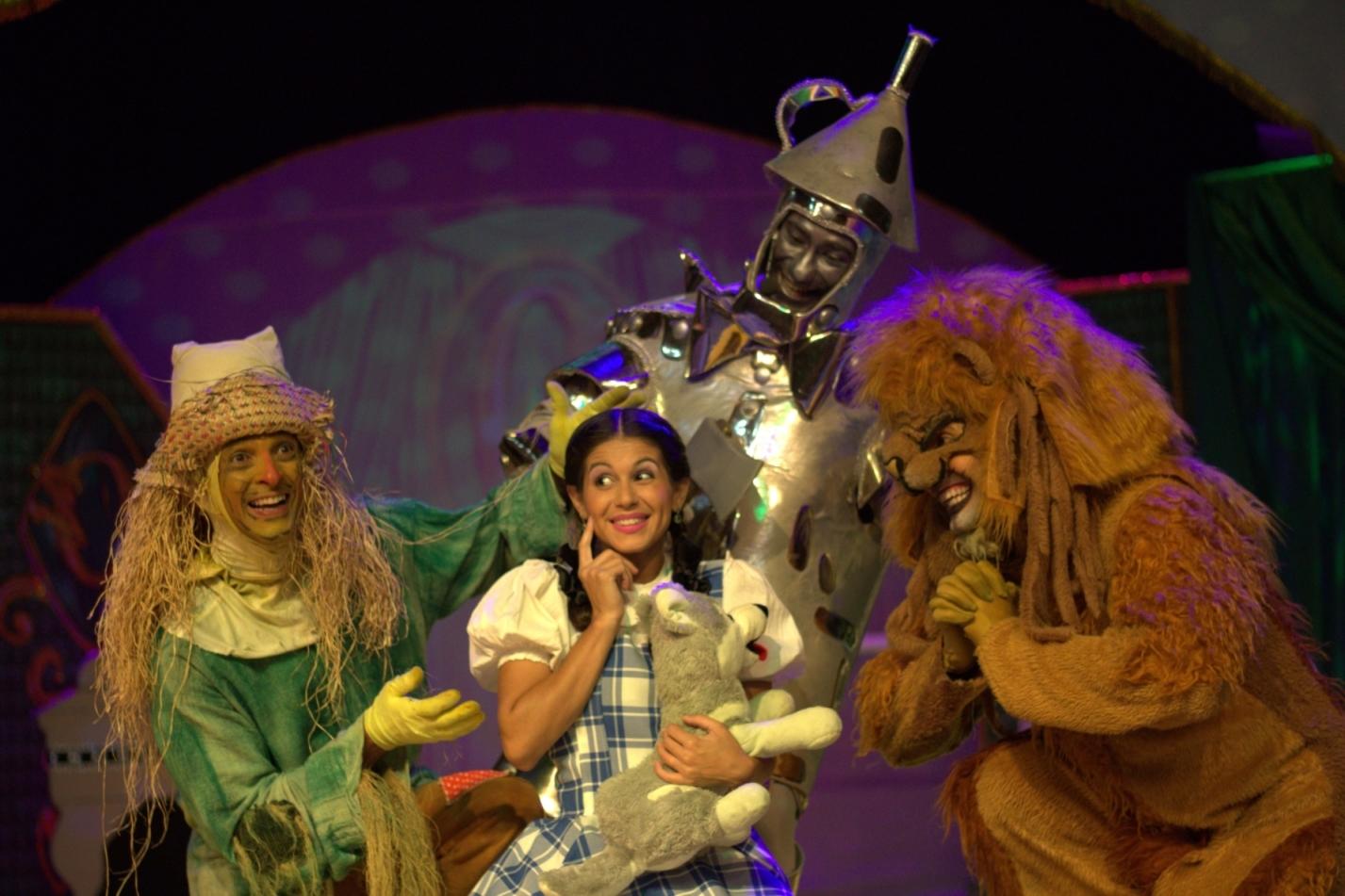 O Mágico de Oz - Crédito: Beatriz Chaves/Divulgação