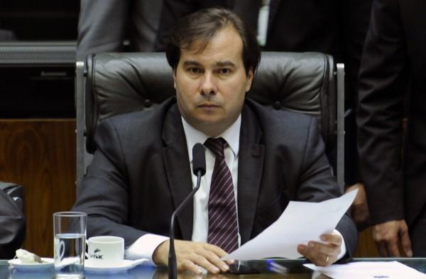 Rodrigo Maia - Foto: Alex Ferreira/Câmara dos Deputados