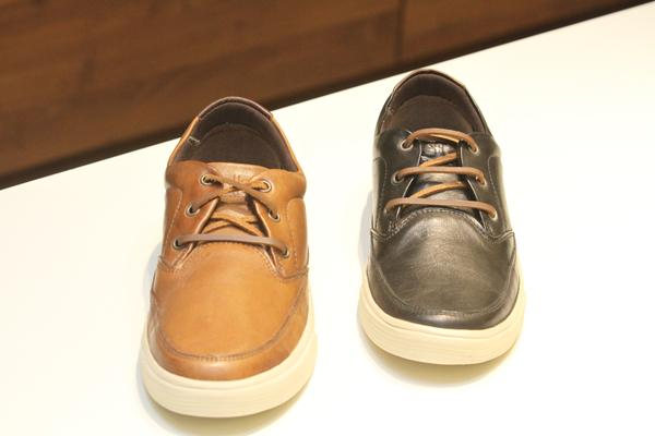 Sapato cheio de bossa e estilo, inspirado no modelo Dockside - R$ 189,99 na loja Dinni - Crédito: Nando Chiappetta/DP