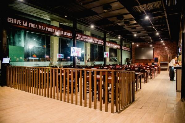 Texas Ranch Bar - Crédito: Divulgação