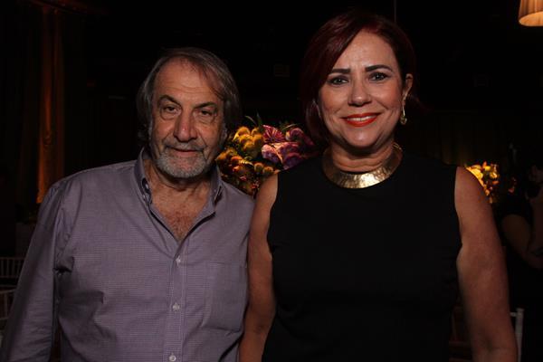 Cadoca e Berenice - Crédito: Roberto Ramos / DP