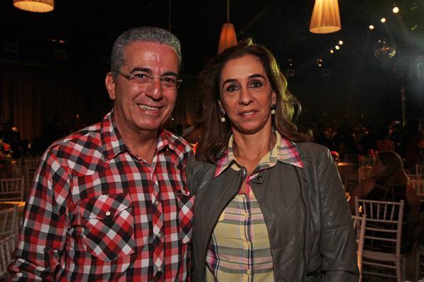 Igor Gomes e Patrícia Gomes - Crédito: Roberto Ramos / DP