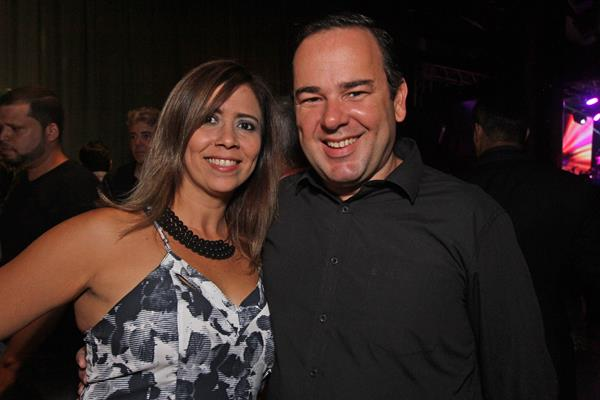 Alessandra Melo e Felipe Procópio - Crédito: Roberto Ramos / DP