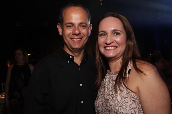 Fred Amancio e Mércia Farias - Crédito: Roberto Ramos / DP