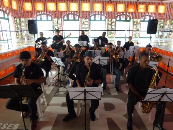 Orquestra Acadêmica Paço do Frevo - Crédito: Divulgação