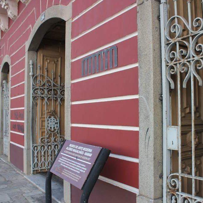 Museu de Arte Moderna Aloísio Magalhães - Crédito: Reprodução/Facebook