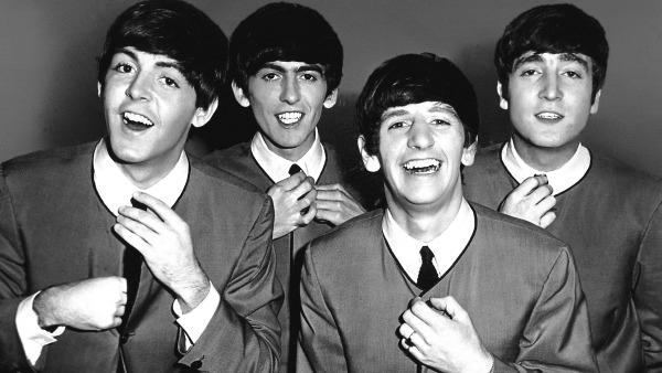 Beatles - Crédito: Divulgação