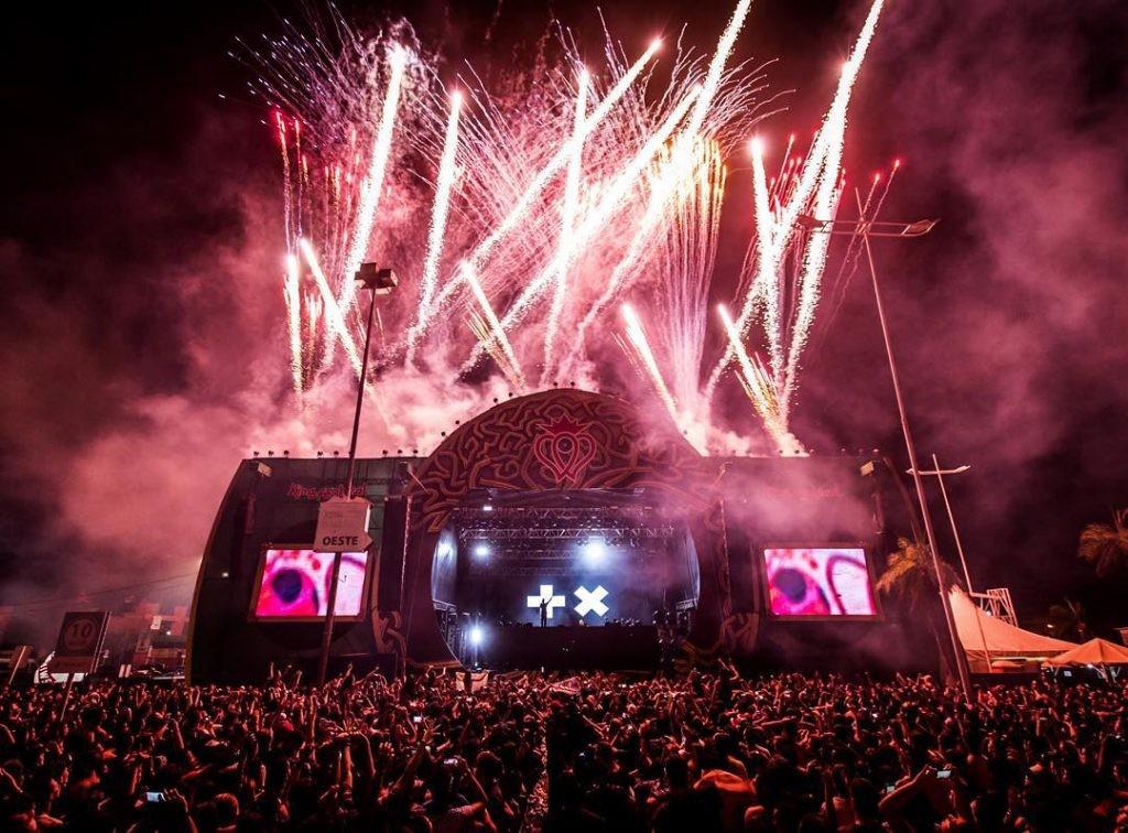 King Festival já contou com edições em 2013, 2015 e 2016 - Crédito: Divulgação