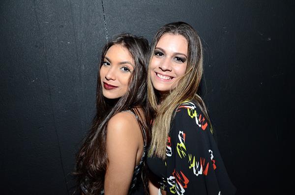 Brunna Azevedo e Gabriela Pereira - Crédito: João Vitor Alves