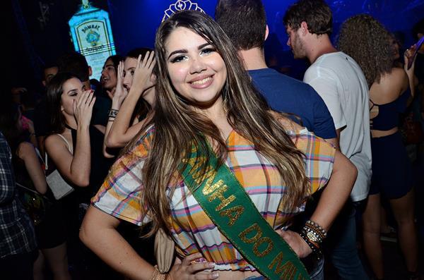 Flávia Prado, eleita a Rainha do Milho - Crédito: João Vitor Alves