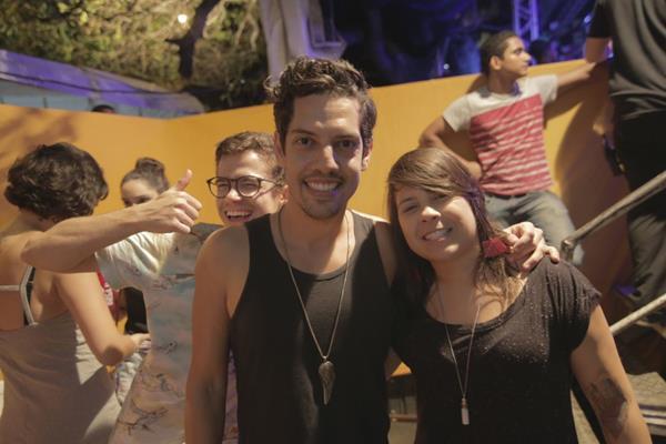 Gustavo Gusmão e Luana Lima - Crédito: Celo Silva