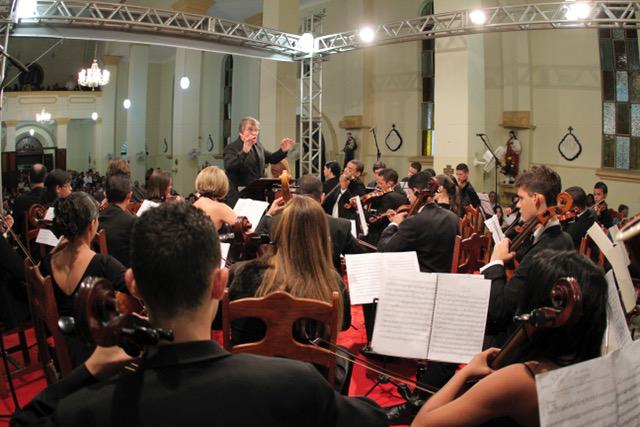 Orquestra Jovem de Pernambuco - Crédito: Flora Pimentel/Divulgação