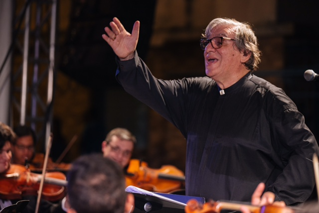 Maestro Rafael Garcia - Crédito: Divulgação