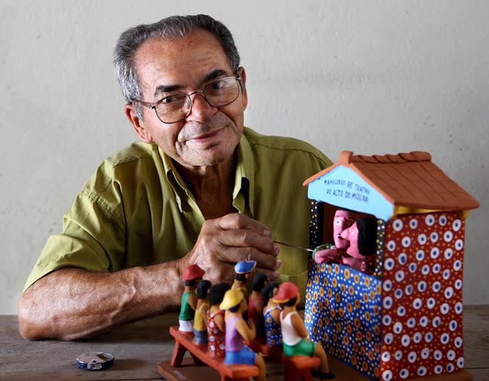 Mestre Manuel Eudócio - Crédito: Divulgação