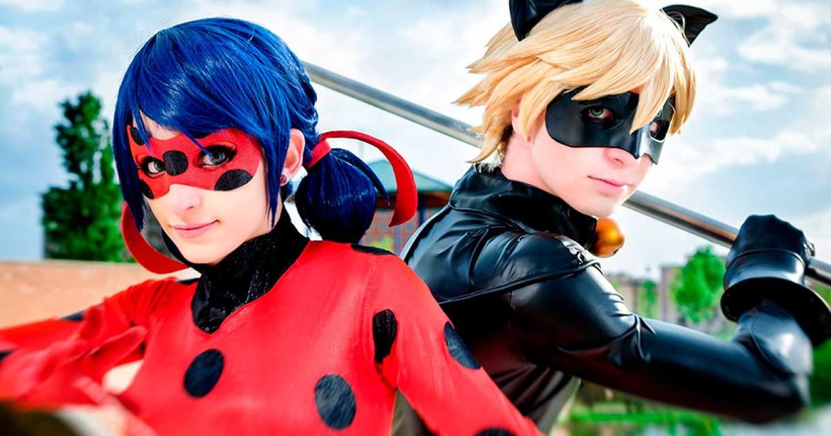 As aventuras de Ladybug - Crédito: Divulgação