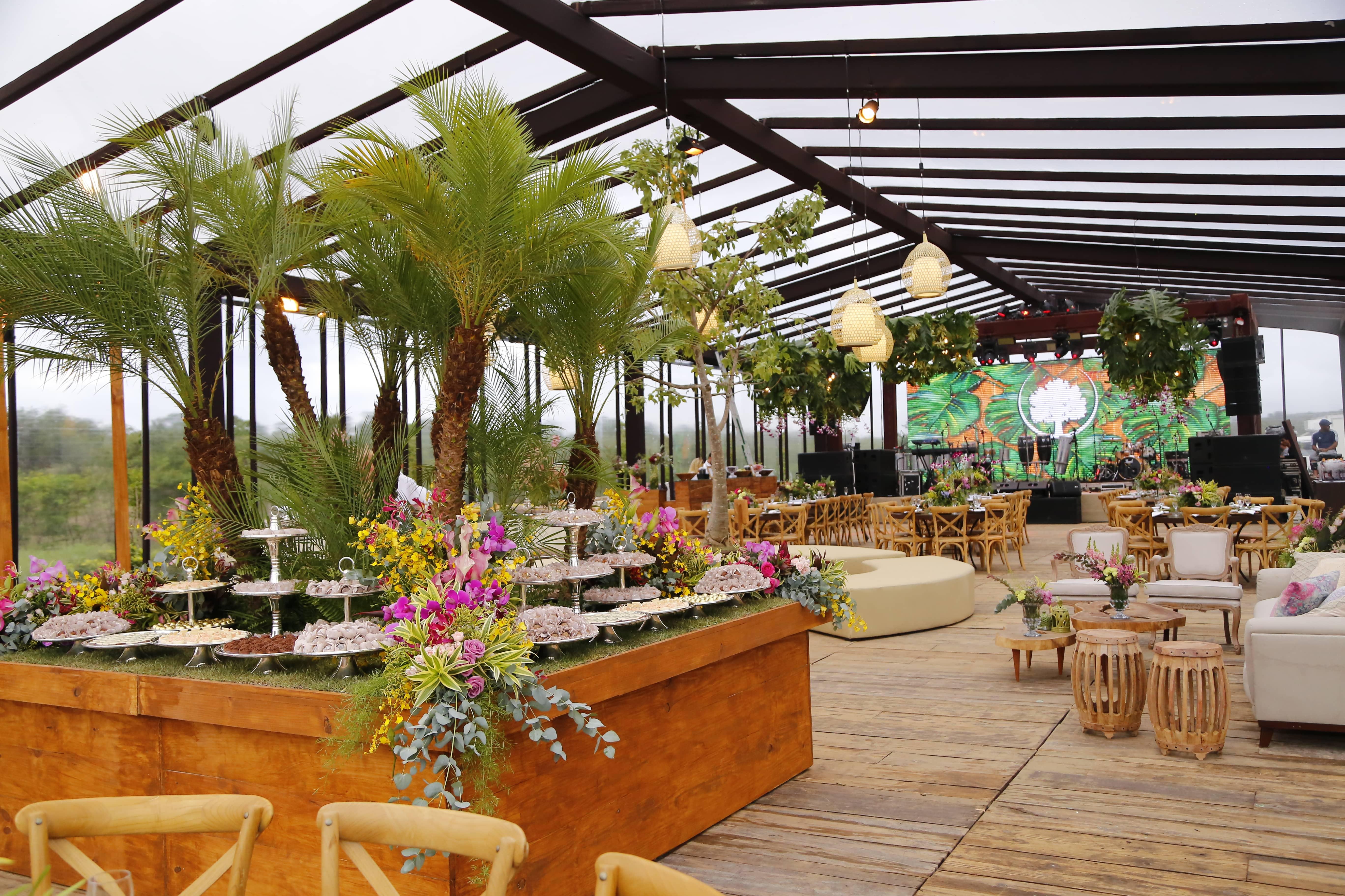 Villa Garden Eventos - Crédito: Divulgação