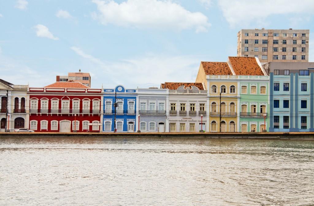 Exemplo de arquitetura do Recife - Crédito: Divulgação